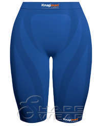Zoned Compression Short Ladies royal blue